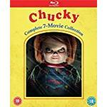 Chucky Filmer CHUCKY: Complete 7-Movie Collection (BD) [Blu-ray]